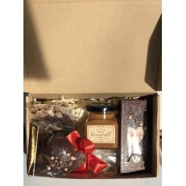 Kézműves csokoládé ajándék