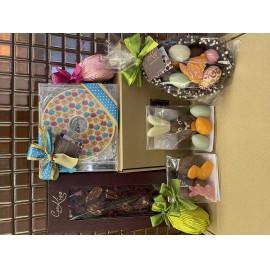 Húsvéti kézműves csokoládé csomag